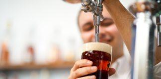 Servire una birra